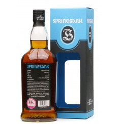 Springbank 24 Year Old - 1994 Sherry Hogshead