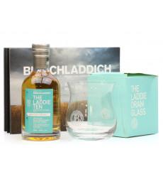 Bruichladdich 10 Years Old & Laddie Dram Glass