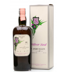Port Ellen 21 Year Old 1980 - Silver Seal for Giorgio D' Ambrosio