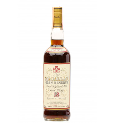 Macallan 18 Years Old  1979 - Gran Reserva
