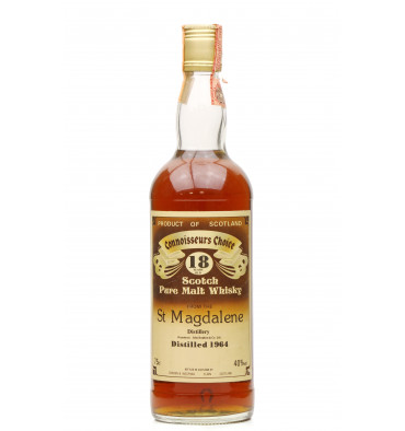 St Magdalene 18 Years Old 1964 - G&M Connoisseurs Choice