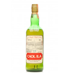 Caol Ila 15 Year Old - Sestante 1980s (75cl)