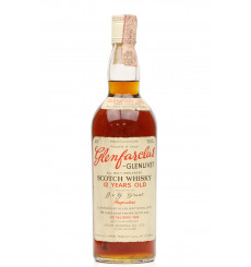 Glenfarclas 12 Years Old - 1970s (75cl)