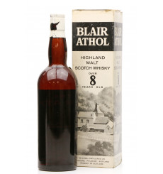 Blair Athol 8 Years Old - 80° Proof 1960s