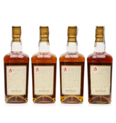 Macallan Decades Collection, Twenties, Thirties, Forties & Fifties (4x 50cl)