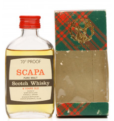 Scapa 8 Years Old - Miniature (5cl)