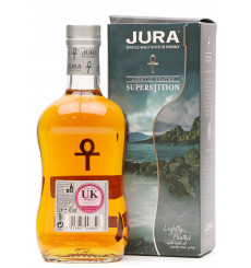 Jura Superstition - Lightly Peated (35cl)