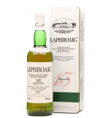 Laphroaig 15 Years Old -  'Unblended' Pre Royal Warrant (75cl)