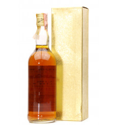 Macallan Glenlivet 25 Years Old 1950 - G&M Pinerolo Import (75cl)