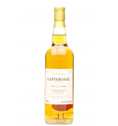 Laphroaig 30 Years Old 1988 - The Syndicate's 2018 **Low Bottle No**