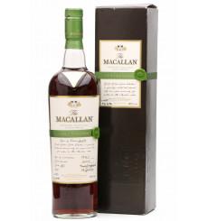 Macallan Easter Elchies - 2009