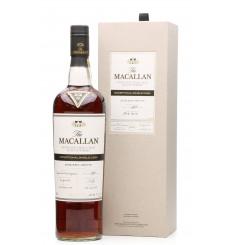 Macallan 1993 - 2018 Exceptional Single Cask No.10