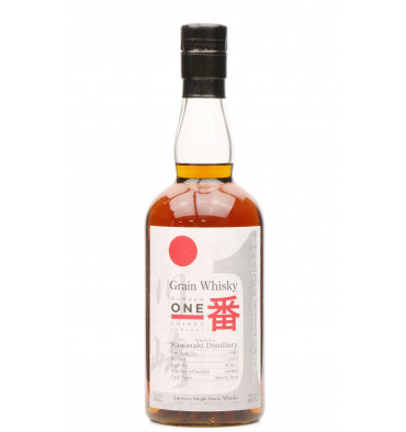 Kawasaki 1982 - 2010 Single Sherry Cask No.7411