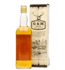 Caol Ila 1972 - G&M Connoisseurs Choice