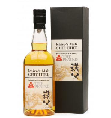 Ichiro's Malt Chichibu - The Peated 2018 10th Anniversary