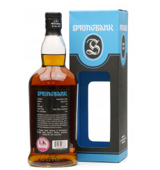 Springbank 24 Year Old 1994 - Sherry Hogshead