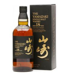 Yamazaki 18 Years Old - Suntory