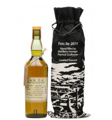 Caol Ila 28 Year Old 1990 - Feis Ile 2019 Hand-Fill **Signed By Pierrick Guillaume**