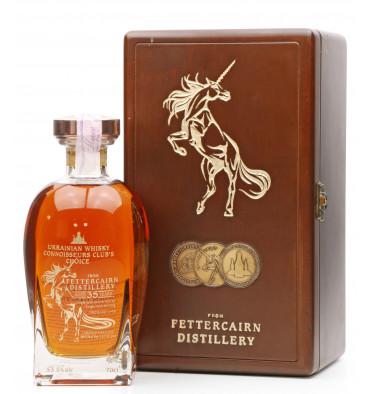 Fettercairn 35 Years Old 1978 - Ukrainian Whisky Connoisseurs Club's Choice