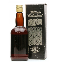 Macallan-Glenlivet 20 Year Old 1962-1983 - Cadenhead's Dumpy (75cl)
