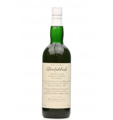 Glenfiddich 16 Year Old 1952 - Sherry-Lehmann 4/5 Quart (US Import)