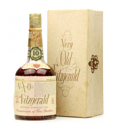 Very Xtra Old Fitzgerald 10 Year Old 1957 - Stitzel-Weller (4/5 Quart)