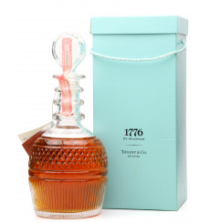 1776 By Seagram - Tiffany & Co America's Bicentenary Decanter (80° Proof)
