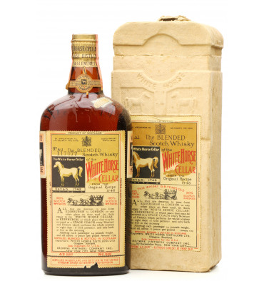 White Horse - 1940s (4/5 Quart) US Import