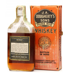 Old Overholt 13 Summers Old 1916 - J. A. Dougherty's Sons (1 US Pint)