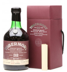 Tobermory 32 Years Old 1972 - Oloroso Sherry Cask Finish