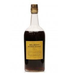 Belmont 18 Year Old Kentucky Bourbon - Pre-Prohibition 1930s Bottling (4/5 Quart)