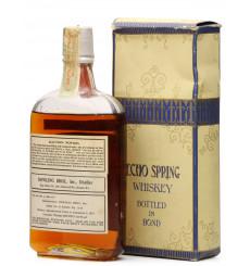 Echo Spring Bourbon 1916-1922 Pre-Prohibition (1 Pint)