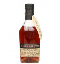 Highland Park 1974 - Online Tasting