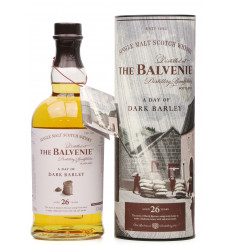 Balvenie 26 Year Old 1992 - A Day of Dark Barley Single Cask