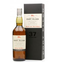 Port Ellen 37 Years Old - 16th Release