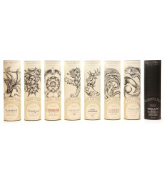 Game of Thrones Limited Edition Set (8x70cl)