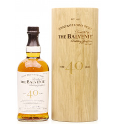 Balvenie 40 Years Old