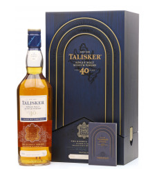 Talisker 40 Years Old 1978 - The Bodega Series