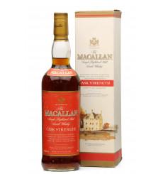 Macallan Cask Strength (US Import 75cl)