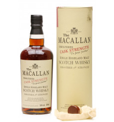 Macallan Cask Strength 1981 - Fino Butt (50cl)