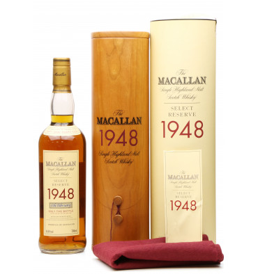 Macallan 51 Year Old 1948 - Select Reserve