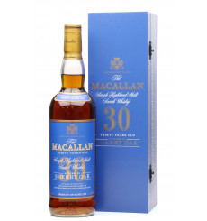 Macallan 30 Years Old - Sherry Oak (Old Style)