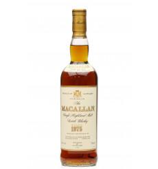 Macallan 18 Years Old 1975