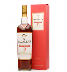 Macallan 10 Years Old - Cask Strength Sherry Oak (1-Litre)