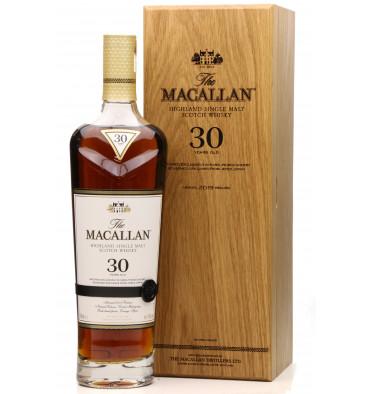 Macallan 30 Years Old  Sherry Oak - 2019 Release