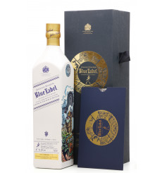 Johnnie Walker Blue Label - Striding City Guangdong Edition (75cl)