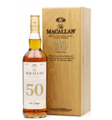 Macallan 50 Years Old - 2018 Release