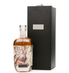 Glenglassaugh 40 Years Old 1972 - Woolf/Sung The Hunter **Low Number**