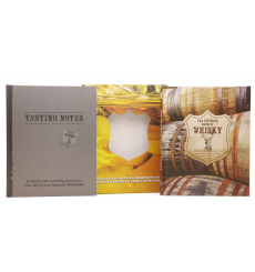 The Ultimate Book Of Whisky & Tasting Notes Book