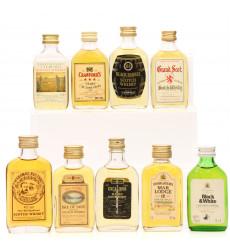 Assorted Miniatures x 9